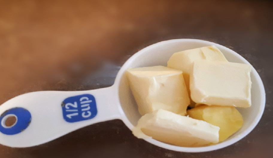 Butter  is one of the important ingredients needed for Garlic Bread