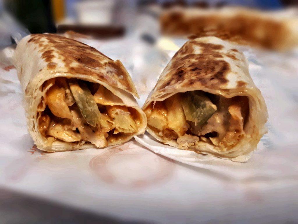 Chicken Shawarma Sandwich in Shawarma Gourmet