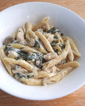 Recipe of Chicken Alfredo Pasta