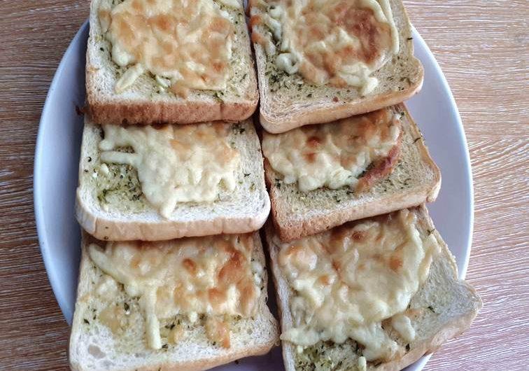 Home made Garlic Bread Recipe