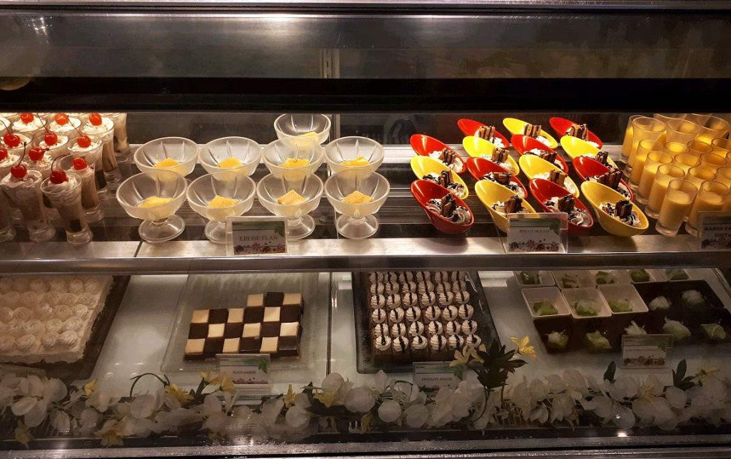 Desserts to choose in Yakimix