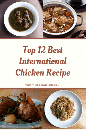 International Chicken Recipe