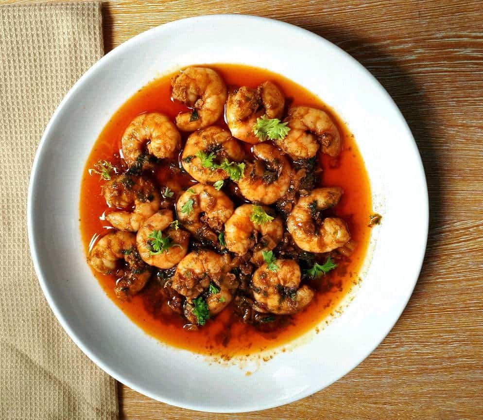 A Spanish Garlic Prawns Recipe (Gambas al Ajillo)