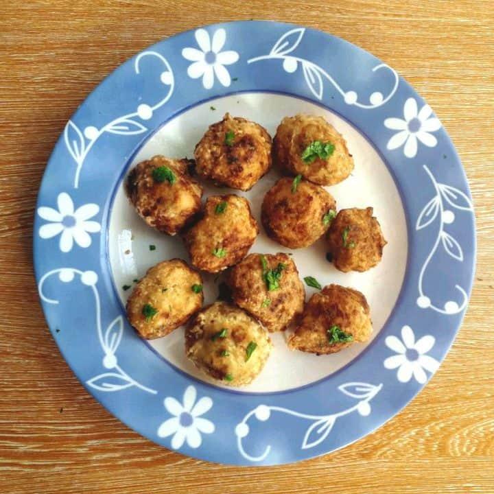 Chicken Croquette Recipe
