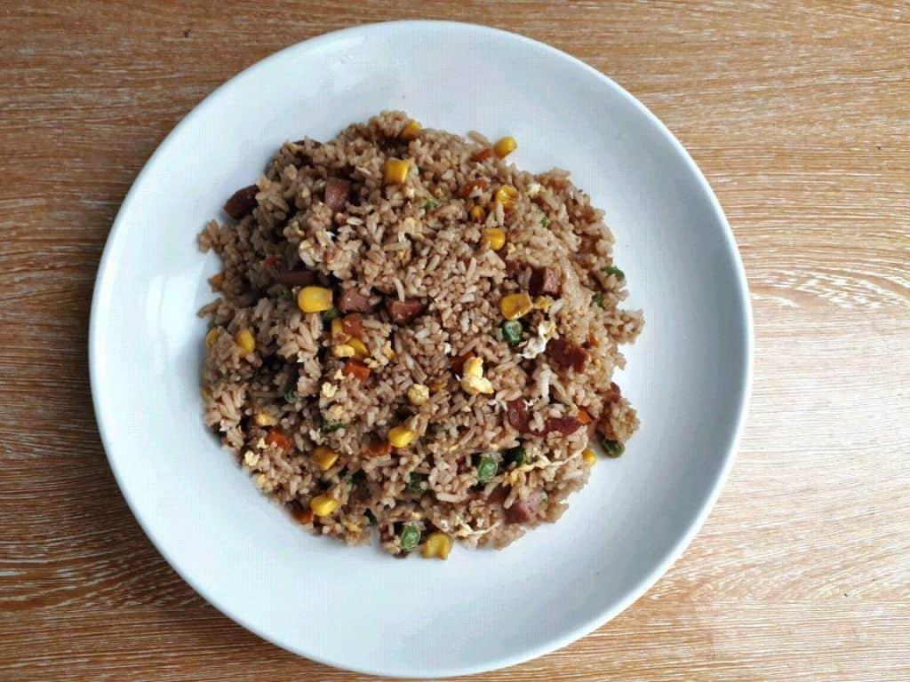 Shanghai fried rice Recipe
