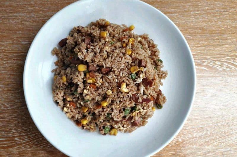 Best Shanghai Fried Rice Recipe
