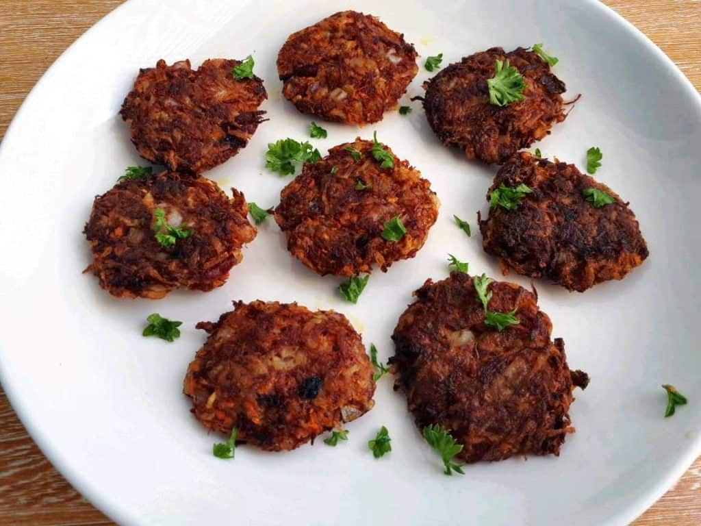 Corned Beef Hash Patties Recipe
