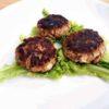 Keto Tuna Patties with Lettuce