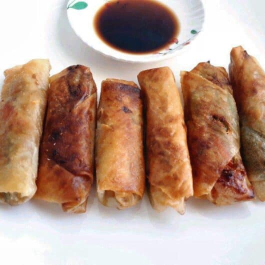 Vegetable Lumpia Recipe