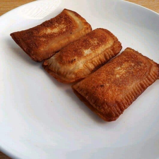 Jollibee Tuna Pie Recipe using Bread