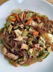Pancit Sotanghon Guisado Recipe