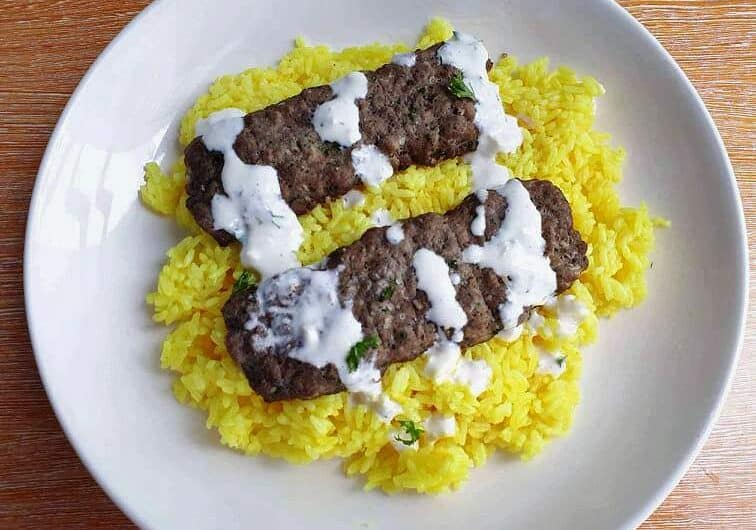 Beef Kofta Kebab Recipe