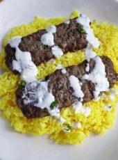 Jordanian Beef Kofta Kebab Recipe