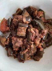 Eggplant Masala Recipe (Brinjal masala)