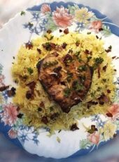 Kuwaiti Fish Machboos Recipe
