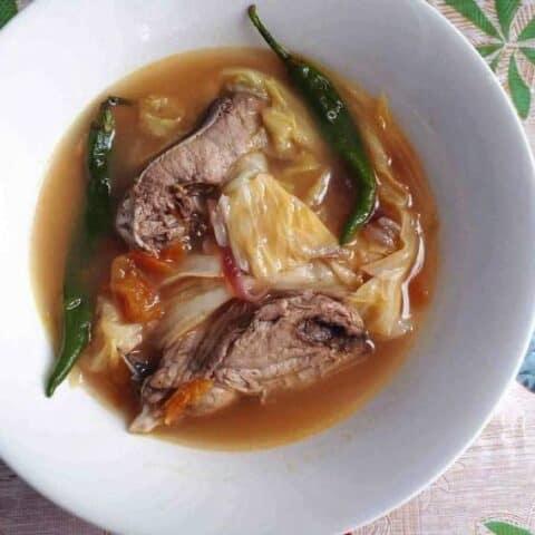 Fish Sinigang Recipe