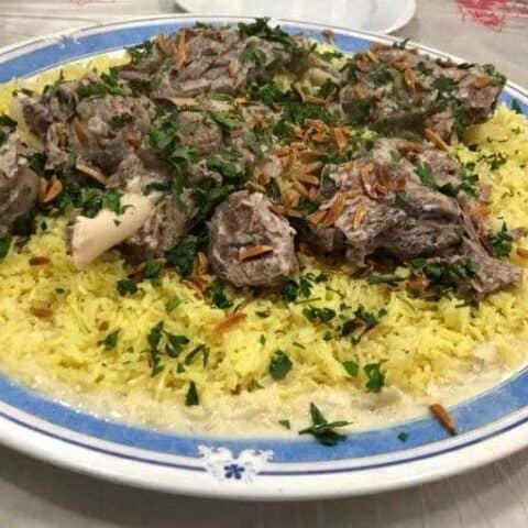 Mansaf Recipe