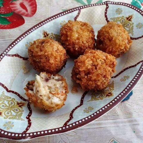 Shrimp Croquettes Recipe