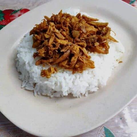 Chicken Pastil Recipe
