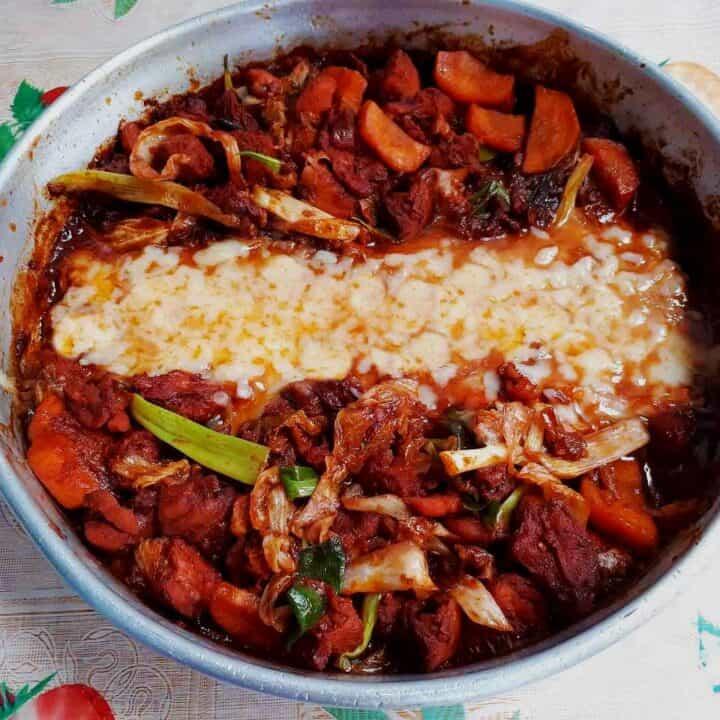 Cheese Dakgalbi Recipe