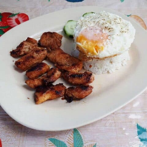 Chicken Tocino Recipe